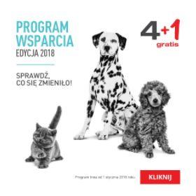 Royal Canin Inwestycja w zdrowie - program wsparcia 2018