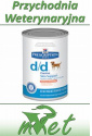 Hill's Prescription Diet Canine d/d - dziczyzna - 12x puszka 370g